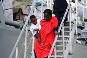 mamma migrante